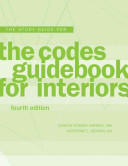 The Codes Guidebook for Interiors  Study Guide Book PDF