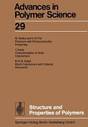 Structure and Properties of Polymers Book
