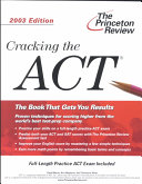 Cracking Act 2003 Book
