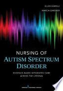 Nursing Of Autism Spectrum Disorder