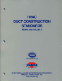 HVAC Duct Construction Standards   Metal and Flexible 3rd Ed