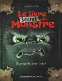 Pdf Le livre secret du monstre Telecharger