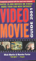 Video Movie Guide 2001