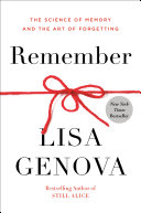 Book cover for Remember The science of memory and the art of forgetting.
