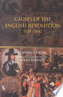 The Causes Of The English Revolution 1529 1642