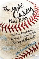 The Night Casey Was Born Pdf/ePub eBook