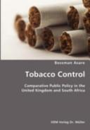 Tobacco Control Book