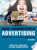 Social Communication in Advertising Book PDF