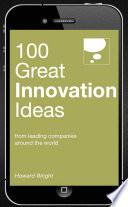 100 Great Innovation Ideas