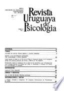 Revista uruguaya de psicología