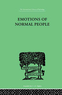 Emotions Of Normal People [Pdf/ePub] eBook