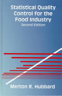 Statistical Quality Control For The Food Industry Book PDF