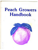 Peach Growers Handbook Book