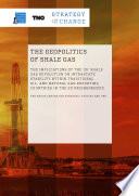The Geopolitics of Shale Gas