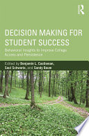 Decision Making For Student Success Book PDF