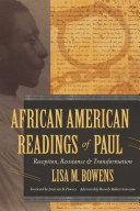 African American Readings of Paul Pdf/ePub eBook