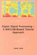 Cover of Digital Signal Processing