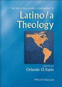 The Wiley Blackwell Companion to Latino/a Theology Pdf/ePub eBook