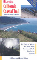 Hiking the California Coastal Trail