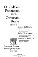 Oil and Gas Production from Carbonate Rocks