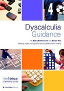 Dyscalculia Guidance