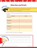 Read & Succeed Comprehension Level 5: Main Idea & Details Passage and Questions