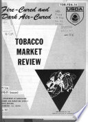 Fire-cured and Dark Air-cured Tobacco Market Review