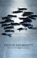 Pdf Deleuze and Beckett Telecharger