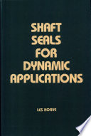 Shaft Seals for Dynamic Applications Book