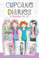 Cupcake Diaries 3 Books in 1