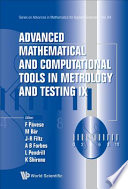 Advanced Mathematical and Computational Tools in Metrology and Testing IX