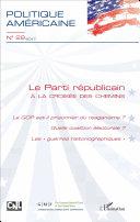 Le parti républicain à la croisée des chemins Pdf/ePub eBook