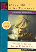 Cover of Encountering the New Testament