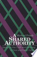 Shared Authority  A