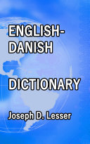 English / Danish Dictionary