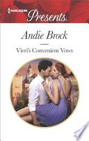 Vieri's Convenient Vows