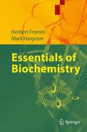 Essentials of Biochemistry Pdf/ePub eBook