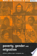 Read Online Poverty, Gender and Migration For Free