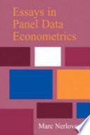 Essays in Panel Data Econometrics