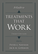Pdf A Guide to Treatments that Work