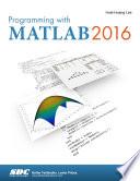 Programming With Matlab 2016 Book PDF