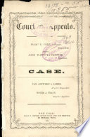 Court Appeals Case Book