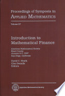 Introduction to Mathematical Finance Book