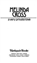 A Very Private Love Book