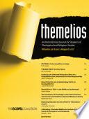 Themelios  Volume 42  Issue 2 Book PDF