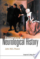 Fragments Of Neurological History Book PDF