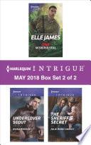 Harlequin Intrigue May 2018   Box Set 2 of 2