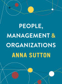 Cover of People, Management and Organizations