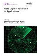 Micro Doppler Radar and its Applications