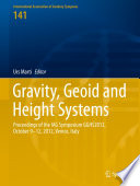 Gravity  Geoid and Height Systems Book